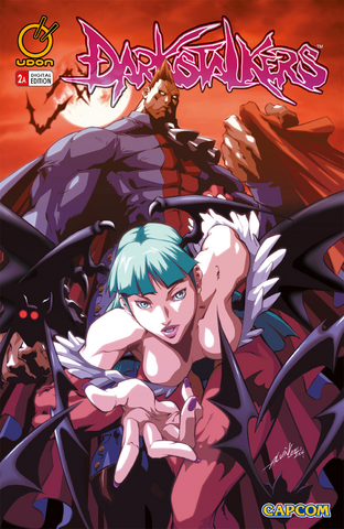 File:Udon Darkstalkers Issue 2 cover.png