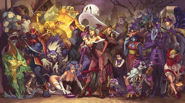 File:Darkstalkers The Night Warriors.jpg