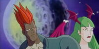 Darkstalkers (TV series)