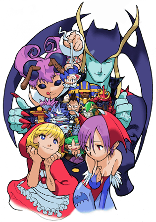 File:Darkstalkers 3 New Comers.png