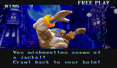 File:Darkstalkers Anakaris screen.png