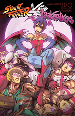SF vs Darkstalkers 01