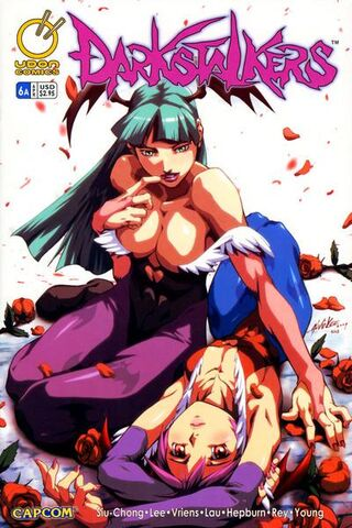 File:Darkstalkers Volume 6.jpg