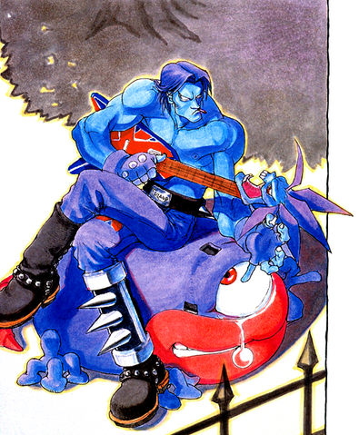 File:Night Warriors Darkstalkers Revenge Lord Raptor 01.png