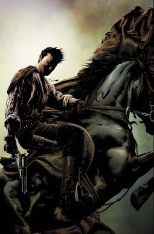 Roland deschain riding rusher