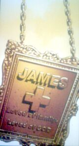 James Pendant