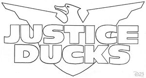 Justice Ducks logo