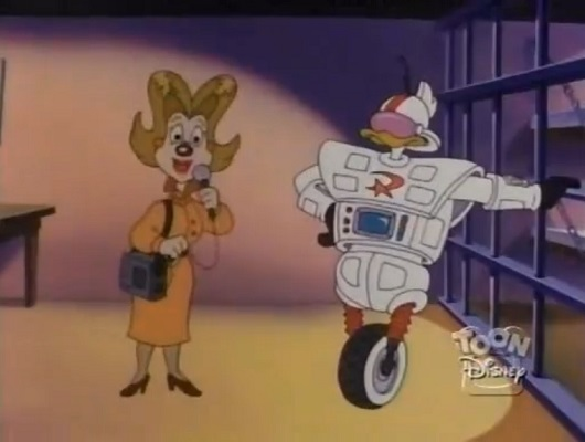 File:Up Up and Awry - Walters interviews Gizmoduck.jpg