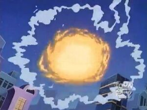 Jurassic Jumble - Cleanser's Comet
