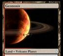 Geonosis (Droidikar Card)