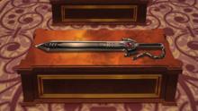Incursio Sword Form