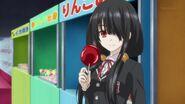 Kurumi with apple