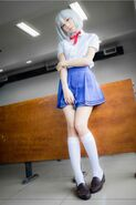 Date A Live Origami Cosplay 4