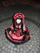 Date A Live Kurumi Cosplay 30