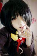 Date A Live Kurumi Cosplay 6