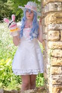 Date A Live Yoshino Cosplay 2