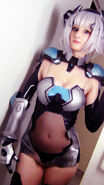 Origami from date a live by sakuraflamme-d8763zw
