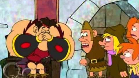 Dave the Barbarian 1x17 I love Neddy