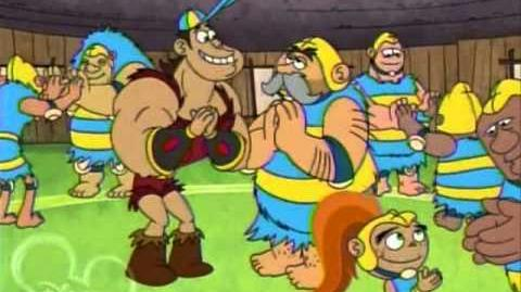 Dave the Barbarian 1x20 Plunderball