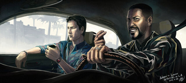 File:Zastavki fan-art of Street Kings' Ludlow and Training Day's Alonzo.jpg