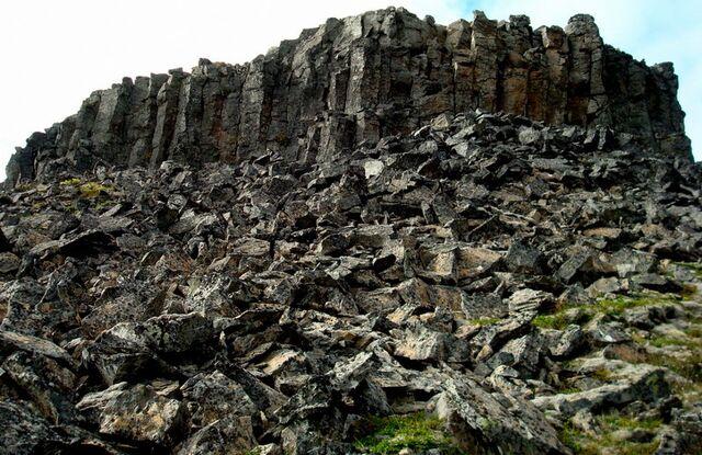 File:The Borgarvirki Fortress (Northwest Iceland).jpg