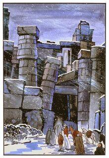 City of Prolgu by Pyracantha