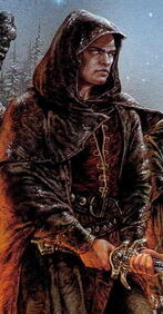 Winter Warriors (cropped, Nogusta) - Luis Royo