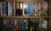 Gemmell bookshelf