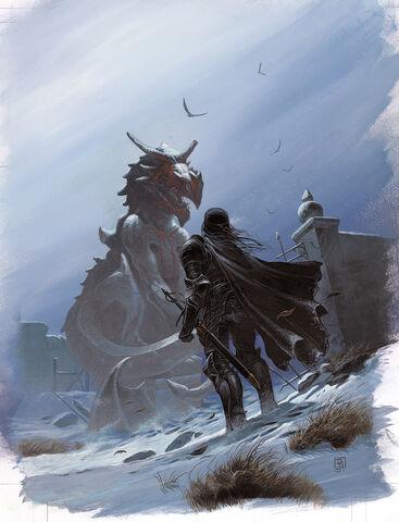 File:The King Beyond the Gate - Didier Graffet.jpg