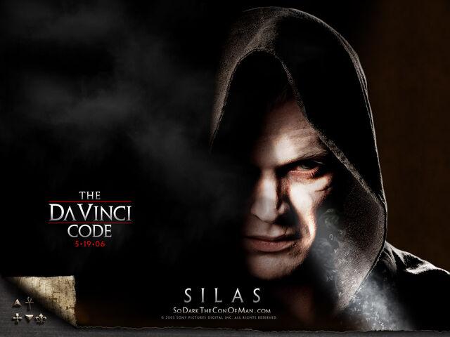 File:Da Vinci Code poster Silas.jpg