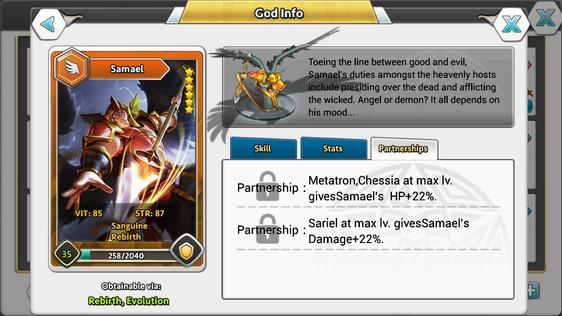 DoG Gods God Info Partnerships