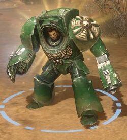 Terminator Armour image