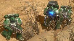 Devasator Heavy Plasma Squad image