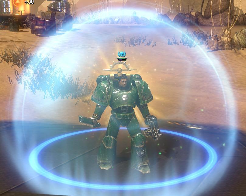 Iron Halo2