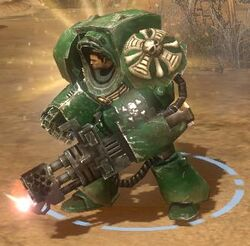 Terminator Armour Heavy Flamer image