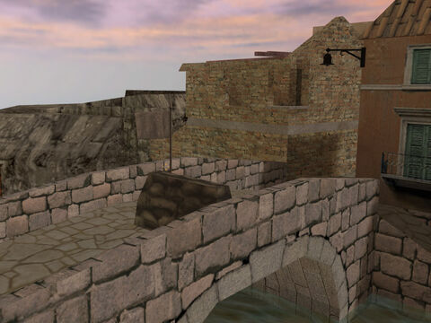 Anzio thebridge