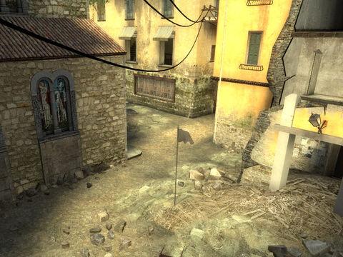 Anzio churchplaza
