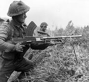 Bren gunner of the Royal Scots 06-11-1944