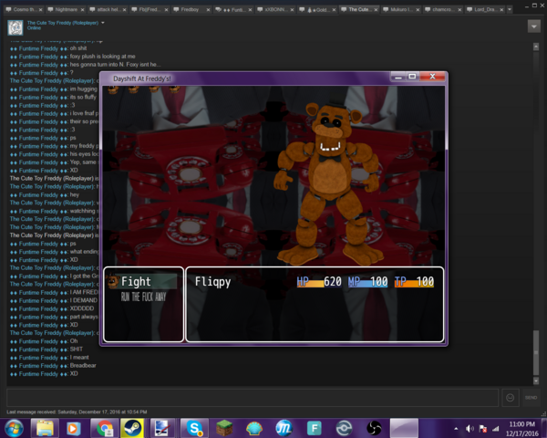 File:Wow a real battle in DSaF1!.png