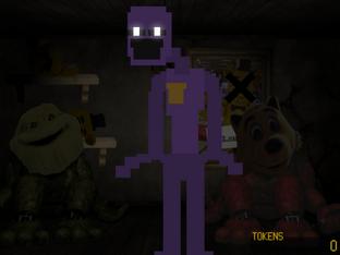 Purple Guy Daf