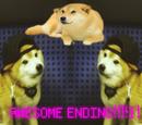 DSAF 1 Endings