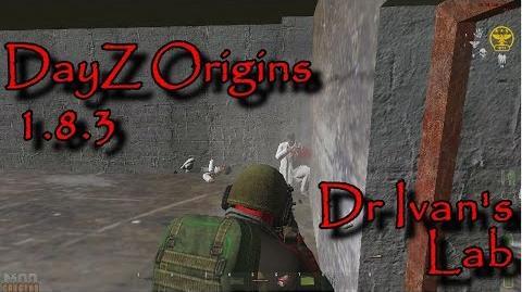 DayZ Origins 1.8.3 - Dr Ivan's Lab-0
