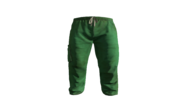 Green Medical Scrubs Pants Model (P-W)