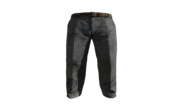Light grey Slacks Pants Model (D-BD)