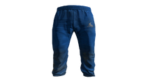 Light Blue Tracksuit Pants Model (P-W)