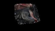 Canvas Pants Short (Red) (D-BD)