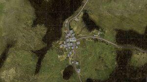 Pavlovo - map view