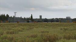 Northwest airfield