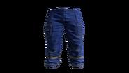 Blue Paramedic Pants Model (P-W)