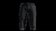 Dark grey Slacks Pants Model (P-W)